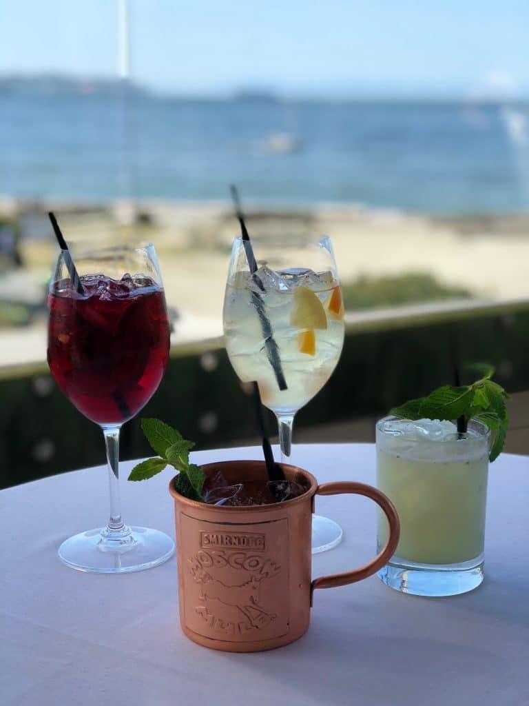 Beachhouse Cocktails
