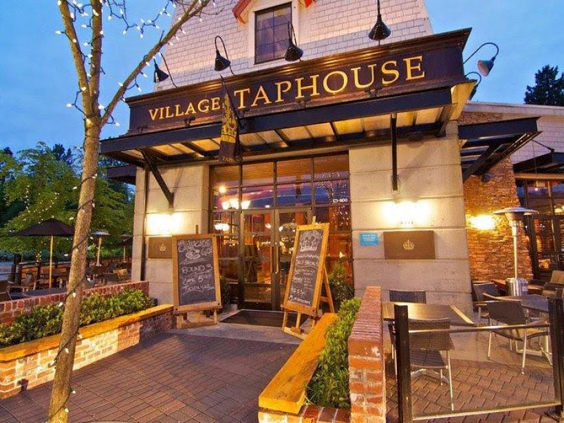 village taphouse west vancouver