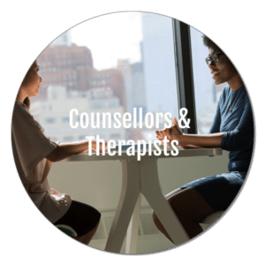 counsellors and therapists