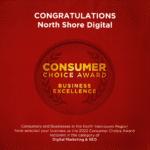 North Shore Digital CCA Award 2022